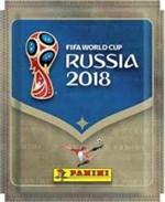 สติ๊กเกอร์สะสม ฟุตบอลโลก 2018 TCZ.1x50