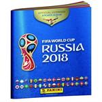 อัลบั้มสะสมสติ๊กเกอร์ ฟุตบอลโลก 2018 TCZ