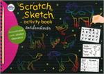 สมุดภาพ Scratch Sketch activity book สัตว์เลี้ยงเพื่อนรัก