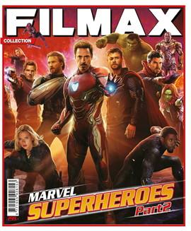 FILMAX Collection ฉบับ3 (MARVEL Super hero)