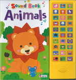 Sound Book Animals+Sound Pad