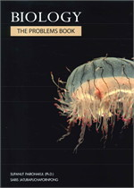 BIOLOGY THE PROBLEMS BOOKS (กระพุน)