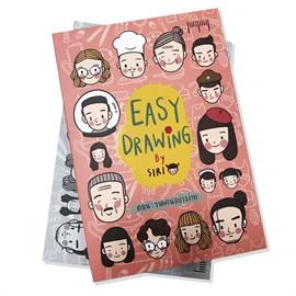 EASY DRAWING By SIRI ตอน วาดคนอย่างง่าย
