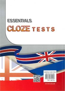 ESSENTIALS CLOZE TESTS