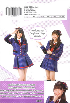 MOST DREAM Vol.1 (BNK48)