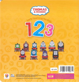 THOMAS & FRIENDS : Early Learning for Kids 123