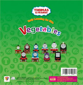 THOMAS & FRIENDS : Early Learning for Kids Vegetables