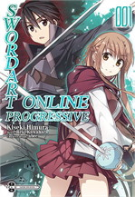 Sword Art Online Progressive เล่ม 1 (ฉบับการ์ตูน)