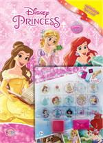 Disney Princess Special งดงามดั่งเจ้าหญิง + เซ็ตตัวปั๊มเจ้าหญิงดิสนีย์