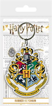 Harry Potter (Hogwarts Crest)-Rubber