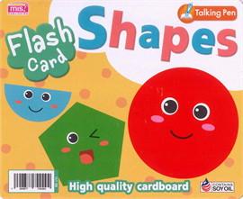 Flash Cards : Shapes (Talking Pen)