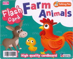 Flash Cards : Farm Animals (Talking Pen)