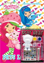 Strawberry Shortcake PETS LOVE + BEAR DIY
