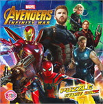 AVENGERS INFINITY WAR PUZZLE STORY BOOK