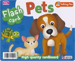 Flash card : Pets (Talking Pen)
