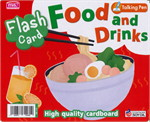 Flash card : Food and Drinks (Talking Pen)