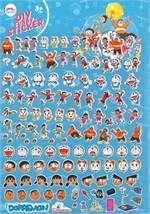 Doraemon (ฟ้า) สติ๊กเกอร์โฟม