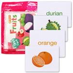 Flash Cards : Fruits (Talking Pen)