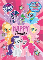 MY LITTLE PONY HAPPY Ponies!