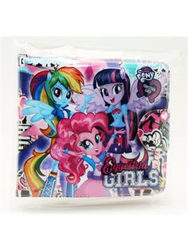 MY LITTLE PONY I LOVE EQUESTRIA GIRLS! + กระเป๋าสตางค์และจิ๊กซอว์