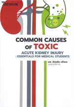 COMMON CAUSES OF TOXIC ACUTE KIDNEY INJURY