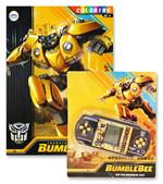 Gift set สมุดภาพระบายสี Bumblebee + เกม PSP