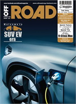 Off Road ฉบับที่ 285 มกราคม 2562