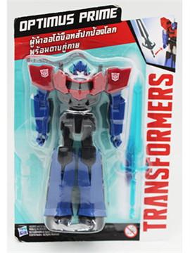 TRANSFORMERS: ROBOTS IN DISGUISE:  OPTIMUS PRIME นักรบทรงพลัง + ฟิกเกอร์ OPTIMUS PRIME