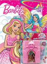 Barbie Reach for your DREAMS + Castle Secret Box