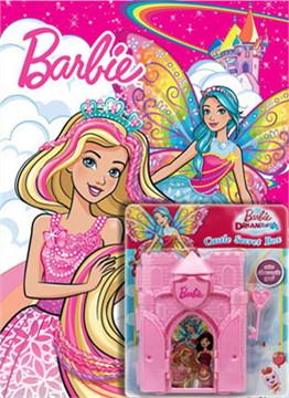 Barbie Reach for your DREAMS + Castle Secret Box