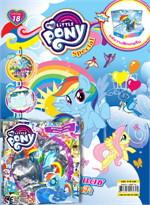 นิตยสาร My Little Pony ฉบับ Special 18 เรนโบว์แดชทะยานสู่ฟ้า + ฟิกเกอรีน Rainbow Dash Wonderbolt