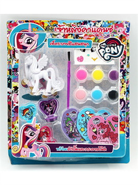 MY LITTLE PONY DREAMER + Princess Cadance Paint Set