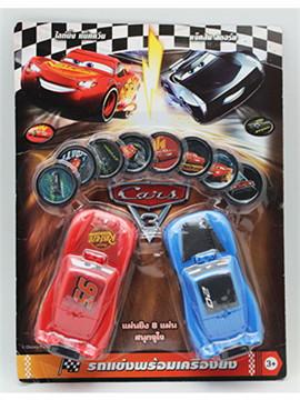Cars 3 รถซิ่งสุดชีวิตเหยียบมิดไมล์ + รถแข่งยิงเหรียญ
