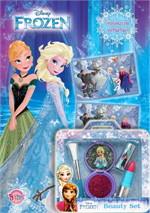 FROZEN จับผิดภาพแสนสนุก WINTER MAGIC + Beauty Set