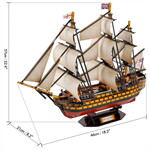 HMS Vitory Ship