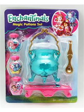 Enchantimals มหัศจรรย์ป่าเวทมนตร์ + Magic Potions Set