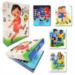 บัตรคำศัพท์ประกอบภาพกีฬา Sports