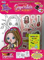 Colour Me Superstar ชุด 3 สาวซูเปอร์สตาร์