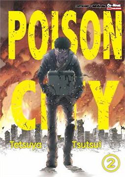 POISON CITY เล่ม 2 (ฉบับการ์ตูน)