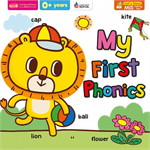 My First Phonics (บอร์ดบุ๊ค Talking Pen)