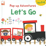 Pop-up Adventures : Let's Go