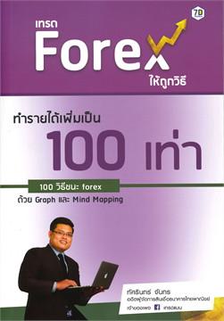 เทรด Forex ให้ถูกวิธี ทำรายได้เพิ่มเป็น 100 เท่า