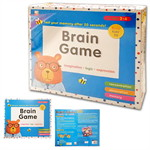 Brain Game : Imagination, Logic, Expression