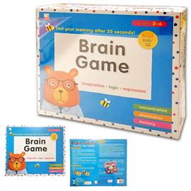 Brain Game : Imagination, Logic, Expression