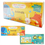 Match & Learn Puzzle Pairs : Animals