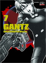 GANTZ เล่ม 7 (ฉบับการ์ตูน)