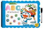 Doraemon หัดคัดเขียน ABC (เขียนลบใหม่ได้)