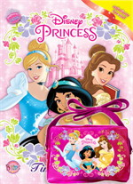 Disney Princess Special Time For Fun + กระเป๋า