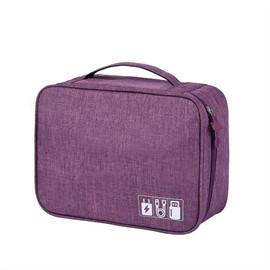 กระเป๋าใส่อุปกรณ์ กันน้ำ [Purple]