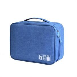 กระเป๋าใส่อุปกรณ์ กันน้ำ [Blue]